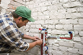 part of our Moraga plumbing services is also the repipe job
